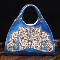 2015 New fashion Women Handbag & 100% genuine leather