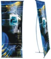 Sell L shape banner stands