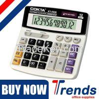 two power 12 digit big size desktop calculator
