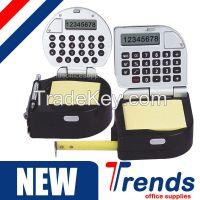 creative calculator tape measure with memo, innovative tape measuring