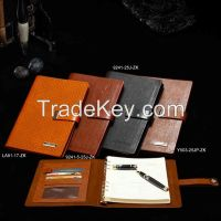 new item of 2015 wovenpattern pu notebook, beautiful faux leather pu leather notebook