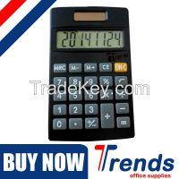 dual power mini calculator desktop, promotional pocket calculator