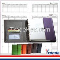ladies notebook/women agenda planner notebook