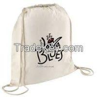 Vietnam promotional drawstring cotton bags 2015