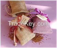 Nice wedding gift promotional vietnam jute bags