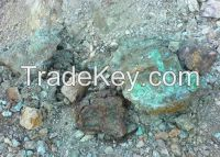 Copper Ore Available