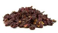 Dried Hibiscus leaves available