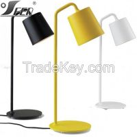 Durable and simple design school library table lighting decoration