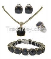 2, 3 and 4 pcs Jewelry Sets for Brides and more