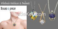 Fashion Necklace, Wholesale Pendants, Wholesale Chains and Beads