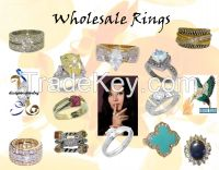 We offer a large selection of wholesale fashion and costume rings, Our rings are higher quality than what many companies carry If you prefer: