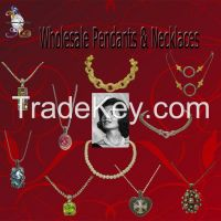 NECKLACES wholesale pendants chains beads pearls crystal Austrian Crystal Elements