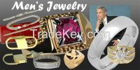 Wholesale Mens Fashion Jewelry, Mens Rings Wholesale, and Men's Wholesale Bracelets, chains and more Designer Jewelry carries a large selection of Mens Jewelry at wholesale and below