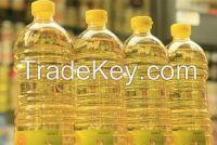 Crude Degummed Rapeseed Oil
