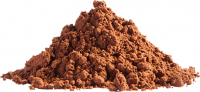 cocoa beans an cocoa powder natural an alkalize for sela