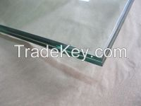 12.76MM laminated tempered glass