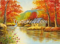 Sell landscape paintings