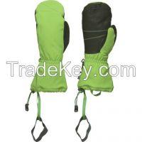 Winter High Quality Waterproof/Windproof Winter Ski Mitten for Men