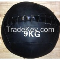 Wholesale Fitness Wall Ball for gym, medicine ball PU leather