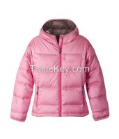 Puffer Jacket for Girls - For Skiing and Snow Forts Backyard
