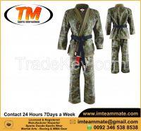 Camofledge Kimono, BJJ, BJJ Gi, Jiu-Jitsu uniform, Brazilian jiu-jitsu, Brazilian Kimono