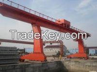 MDG type single girder gantry crane