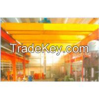 LHhy type double girder electric overhead traveling crane