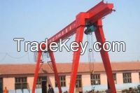 MH type truss gantry crane