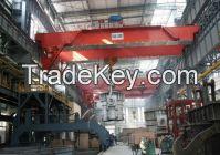 YZ model Foundry Crane