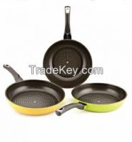 Diamond Coated frying pan / wok pan