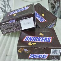 Snickers, Twix, Kitkat and Bounty EU Origin