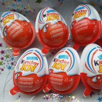 Kinder Joy, Kinder Surprise Egg, Kinder Bueno, Kinder Delice