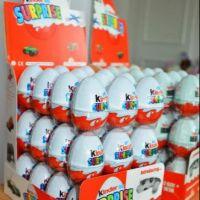 Ferrero Kinder Surprise, Kinder Joy, Kinder Bueno Available