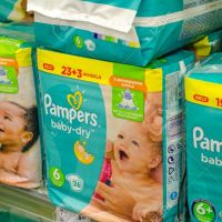 Baby diapers /Small Mediem And Large baby Diapers