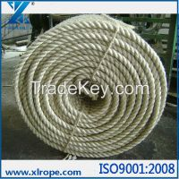 Nature hemp rope widely used on Mining Oilfield