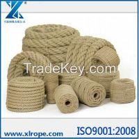 Manila, sisal, jute rope used for packaging