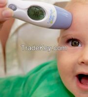 Digital Ear And Forehead Thermometer