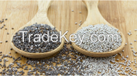 Sell Black and White Chia Seeds Non-Gmo, 100% Natural