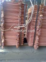 Sell Copper Cathode plate