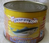 sell canned tuna fish