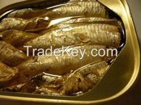 sell canned sardines