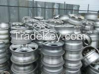 Sell Scrap Aluminum Wheel