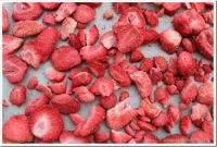 Dried fruit Dehydrated Strawberry Dice