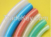 Kinds of pvc hoses from factory of weifang sungford China
