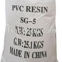 Pipe Grade PVC Resin SG-5 K67 (Suspension Grade)
