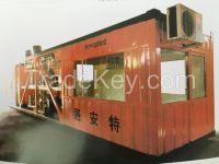 NOVOPHALT Modified Bitumen Equipments