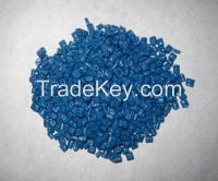 Recycled HDPE granules for hot sale
