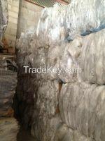 LDPE Film Scrap in bales