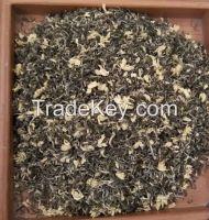 Sell Green Tea With Flower Jasmine