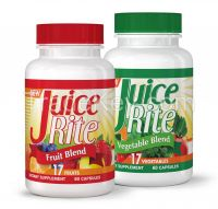 JUICE-RITE Fruits & Vegetables 1 Month Supply  Brand: Newt